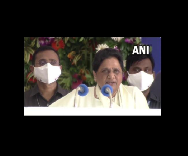 Uttar Pradesh Elections 2022: Mayawati woos Brahmins, promises security if elected to power in next year polls