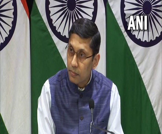 'Unaware of nature of new Afghan govt under Taliban, evacuation of Indians first priority': MEA