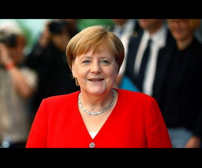 Angela Merkel's 16-year rule ends as rivals Social Democrats win Germany election
