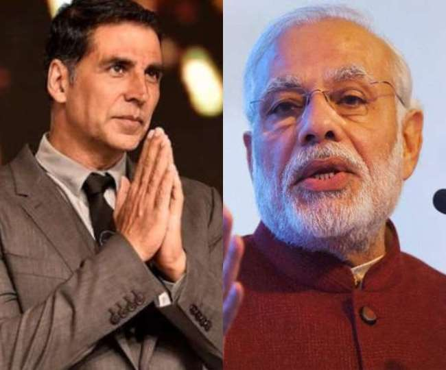 PM Modi extends his heartfelt condolences on Akshay Kumar's mother's death; actor thanks him for 'comforting words'