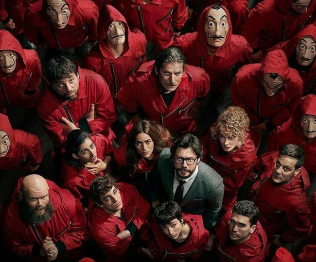 Netizens flood Twitter with Money Heist memes after the release of show's season 5 | See Reactions Here