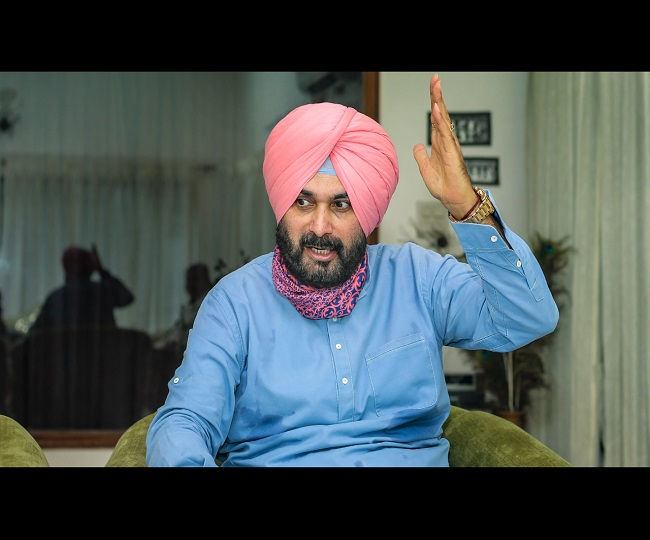 Navjot Singh Sidhu resigns as Punjab Congress chief, says 'can't compromise on state's future'