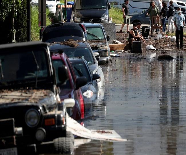 44 killed as hurricane Ida's record rain floods New York, 3 other northeastern states