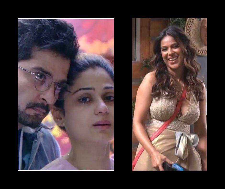 Bigg Boss OTT: Nia Sharma enters the house; flirts with Raqesh and teases Shamita