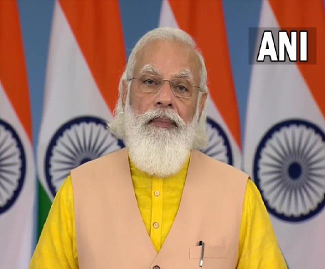 PM Modi releases special commemorative coin of Rs 125 on ISKCON founder's 125th birth anniversary
