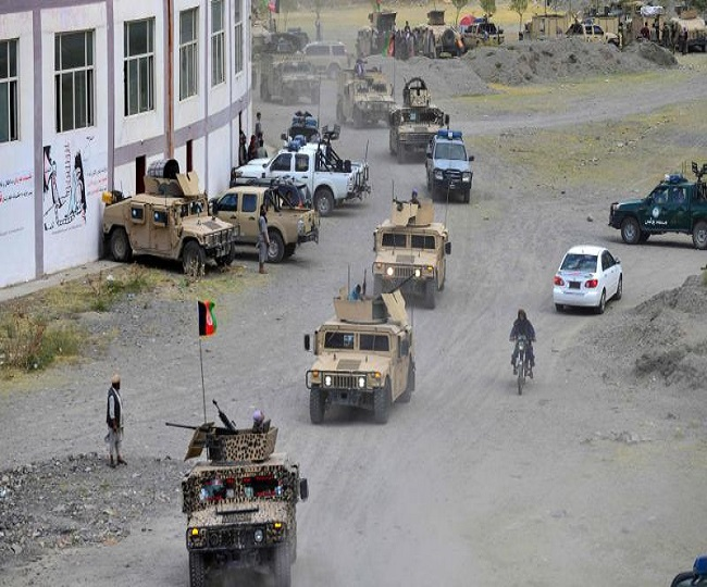 Afghanistan Crisis: Taliban captures Panjshir Valley; Amrullah Saleh denies claims   Latest Updates