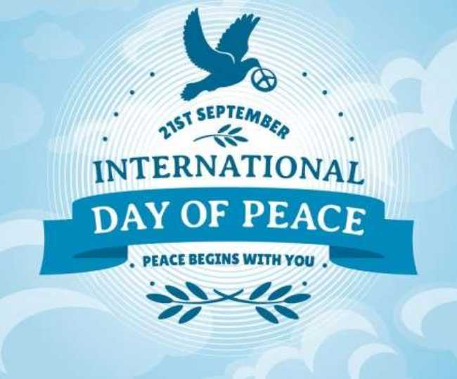 International Day of Peace 2021: Know history, significance of World Peace Day and theme for this year