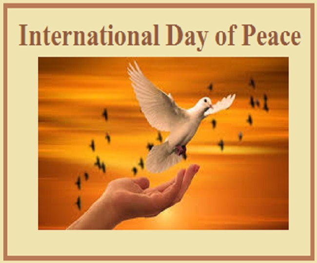 Happy International Day of Peace 2021: Wishes, messages, quotes, WhatsApp and Facebook status to share on this day