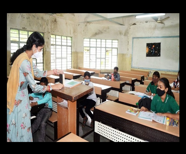 60 students in Bengaluru's boarding school test positive for COVID-19 amid reopening of educational institutes