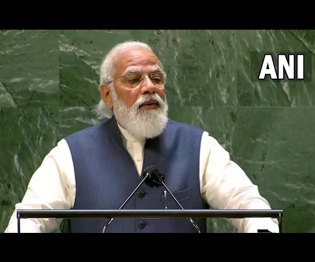 PM Modi pushes for made in India COVID-19 vaccines at UNGA, invites manufacturers to India