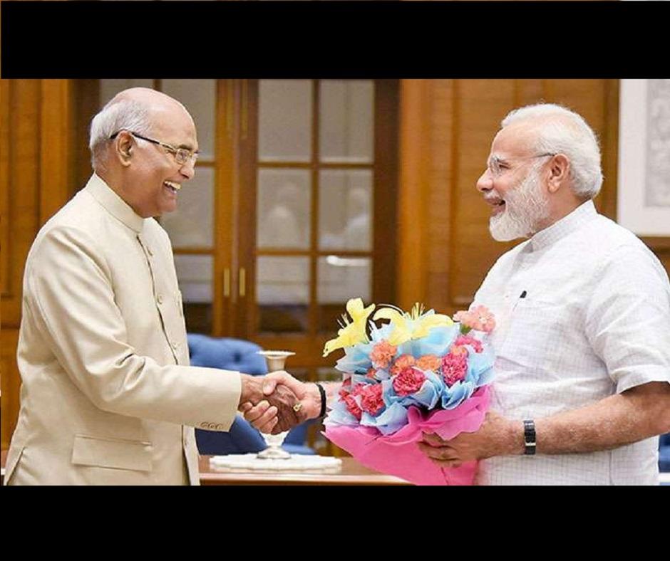 Serve India with spirit of 'Aharnisham Sevamahe': President Kovind, others wish PM Modi as he turns 71