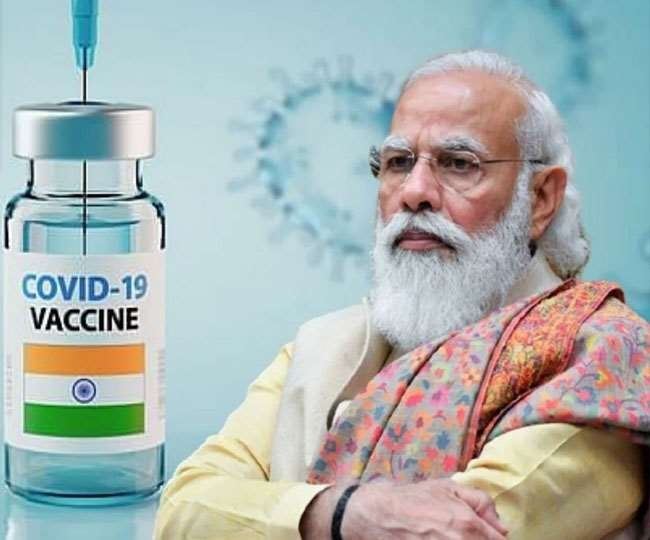 'Great day again', says PM Modi as India administers over 1 cr COVID vaccine doses for third time in 11 days