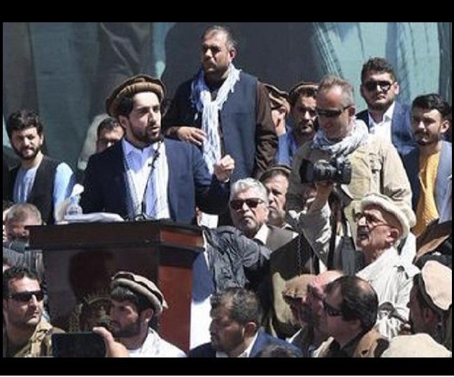 Ahmad Massoud, Afghan resistance leader, calls for 'national uprising' as Taliban captures Panjshir