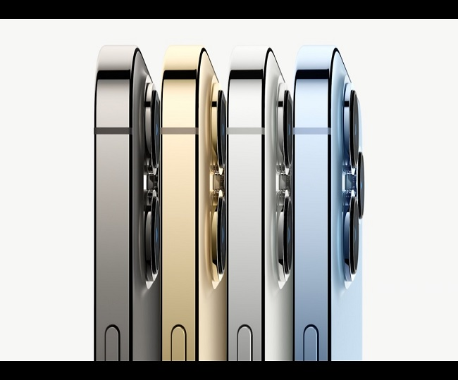 Apple Launch Event: New iPhone 13 series, watch 7 series, iPad, iPad Mini launched | As it happened
