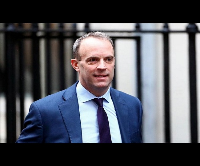 Britain won't recognise Taliban as govt in Afghanistan but will deal with new realities: Dominic Raab