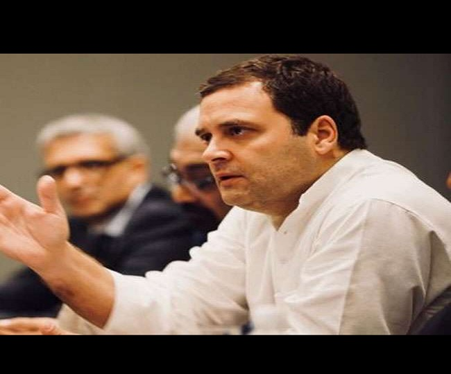 'Rise in GDP means rising prices of Gas, Diesel, Petrol': Rahul Gandhi's scathing attack on govt