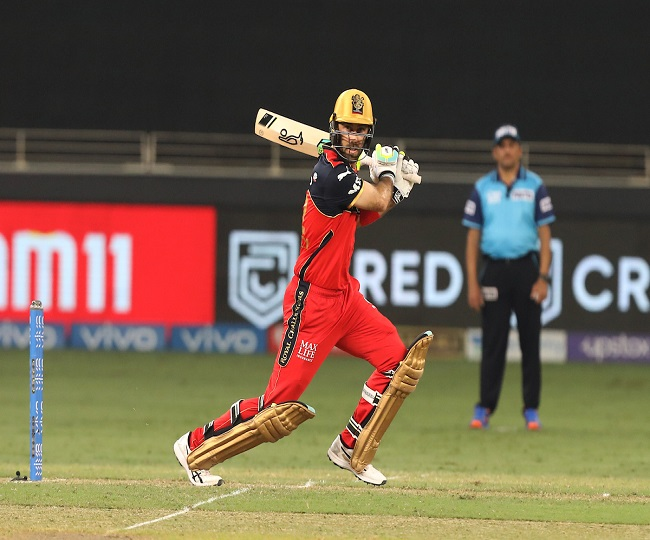 IPL 2021, RR vs RCB: Maxwell, bowlers script Bangalore's 7-wicket win over Rajasthan
