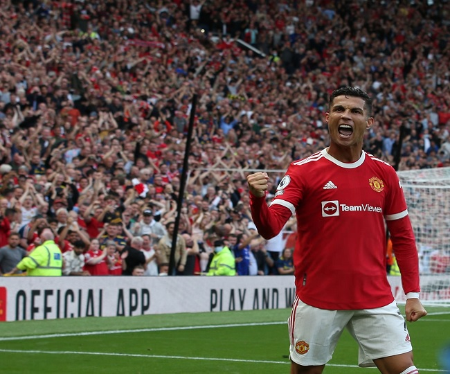 Cristiano Ronaldo seals return to Man United with a brace as Red Devils crush Newcastle United 4-1