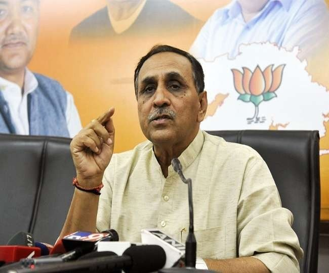 Gujarat Chief Minister Vijay Rupani resigns ahead of next year's assembly elections