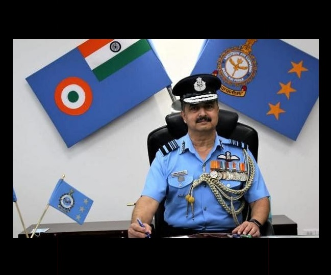 Air Marshal VR Chaudhari to succeed RKS Bhadauria as next Chief of Air Staff