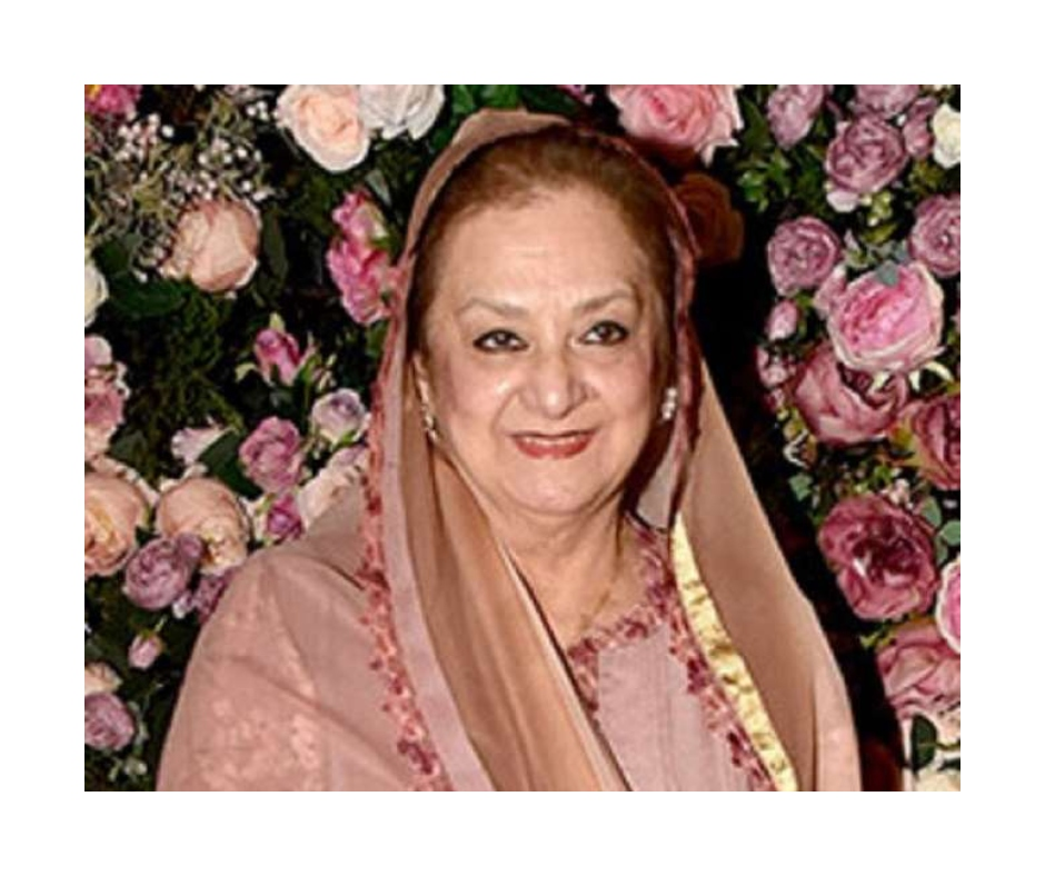 Saira Banu 'doing well' after being discharged from hospital