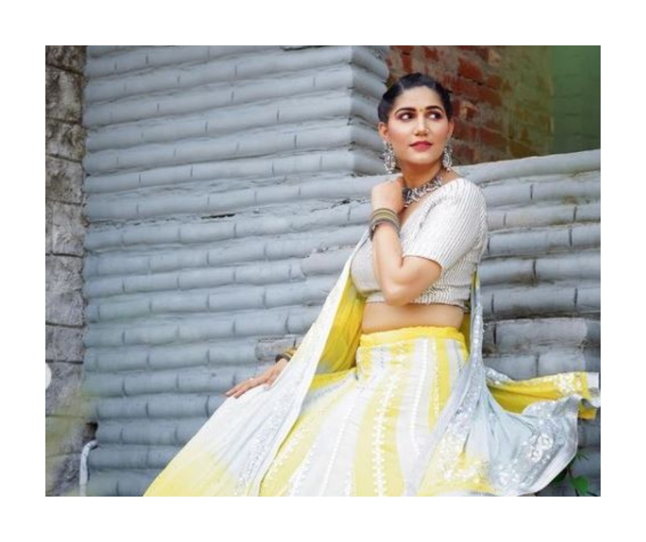 Ex-Bigg Boss fame Sapna Choudhary's THIS song crosses 28 crore views on YouTube   Watch