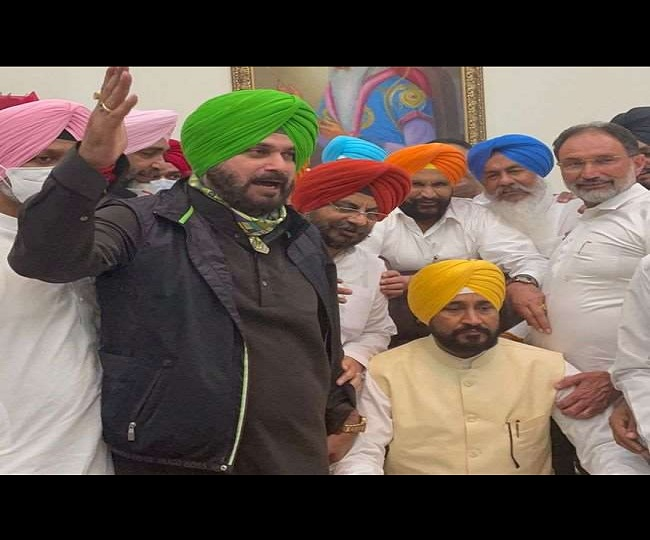 No resolution of differences in Sidhu, Channi's three-hour meet as trouble intensifies for Congress in Punjab