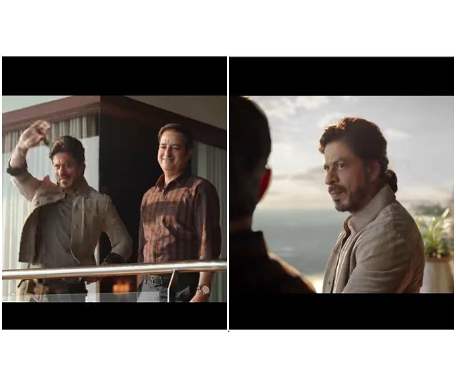 OMG! Shah Rukh Khan teases OTT debut, says 'picture abhi baaki hai doston' | WATCH