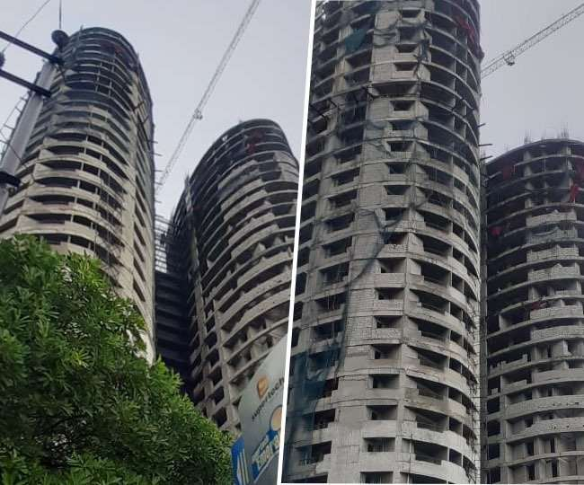 Supertech moves SC to save twin 40-storey towers from being razed in entirety, suggests plan