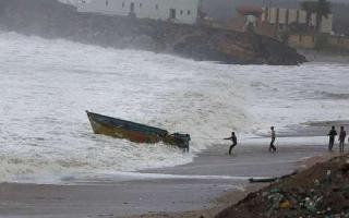 Cyclone Gulab: Two fishermen dead, one missing as storm crosses North..
