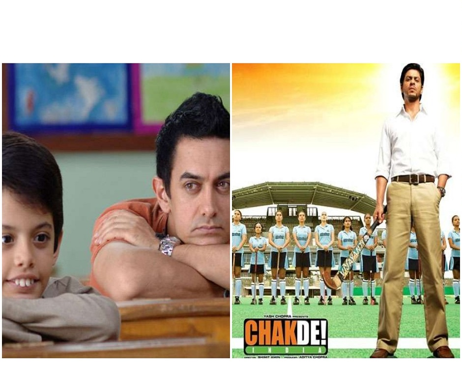 Teachers' Day 2021: From Taare Zameen Par to Black to Chak De! India, 5 Bollywood films that you must watch on this day