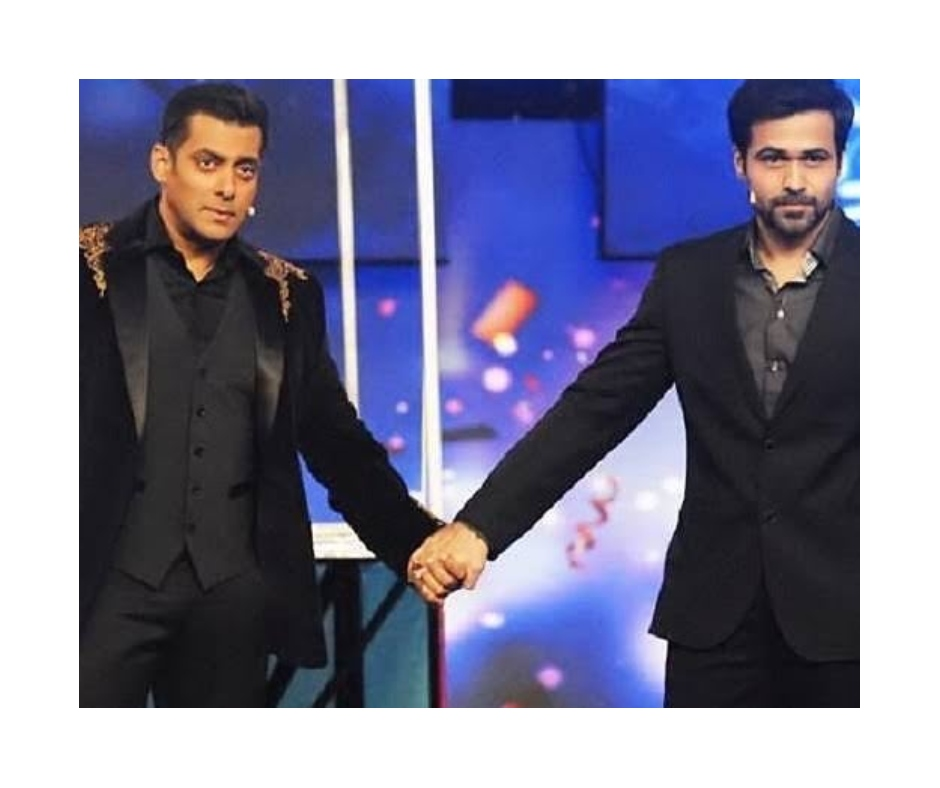 Here's all you need to know about Salman Khan and Emraan Hashmi's bonding on sets of Tiger 3