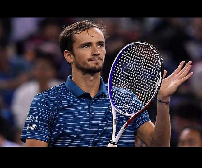 US Open Final: Daniil Medvedev beats Novak Djokovic to win maiden Grand Slam title