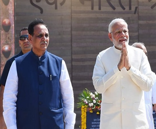With Vijay Rupani's resignation, race for new CM face begins in Gujarat; check top contenders here