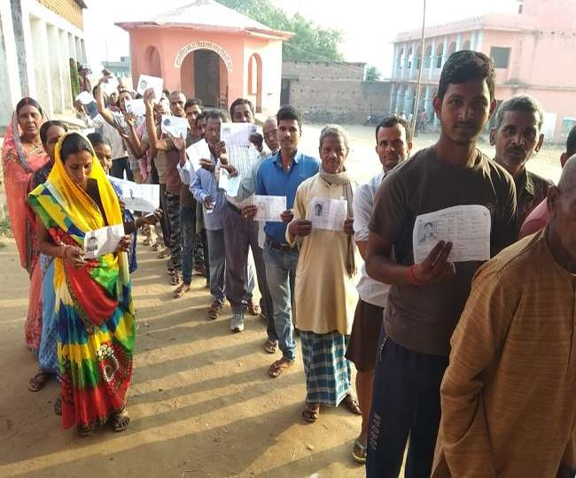 Bihar Panchayat Polls 2021 2nd Phase Voting LIVE: Polling underway at 9,886 stations across 34 districts