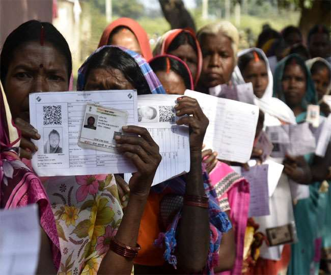 LIVE Bihar Panchayat Elections 2021: 1st phase of polling for over 4,600 posts begins in 10 districts