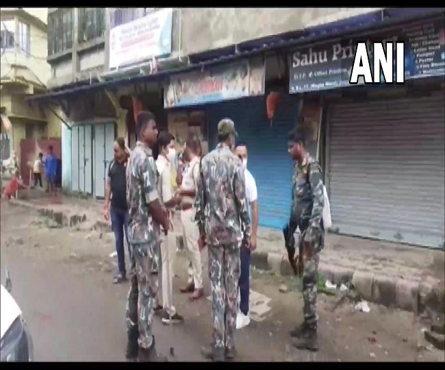 Three bombs hurled outside BJP MP's residence in WB, party slams TMC for attack; Guv says 'wanton violence'