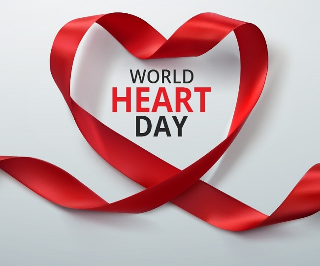 World Heart Day 2021: Wishes, messages, quotes, SMS, WhatsApp & Facebook status to share with friends & family